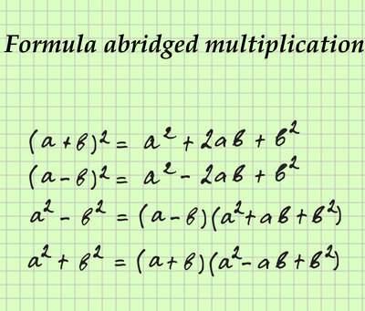 Algebra - Grade 7