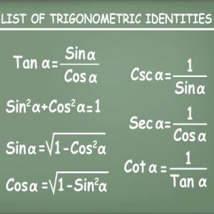 Grade 9 Trigonometry